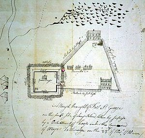 Battle of Fort St. George