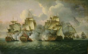 Action of 12 December 1782