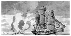 Action of 16 March 1782