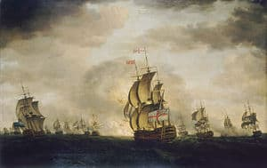 Battle of Cape St. Vincent