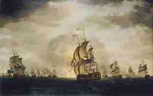 Battle of Cape St. Vincent