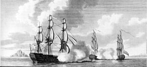 Battle of Mona Passage