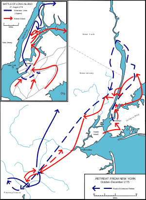 New York & New Jersey Campaign