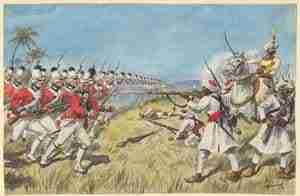 Siege of Cuddalore in 1783