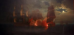 Action of 18 October 1782