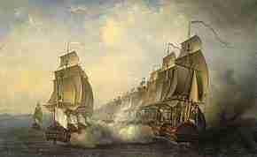 Battle of Cuddalore in 1783