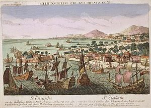 Battle of Sint Eustatius