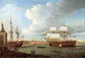 Battle of Ushant 1782