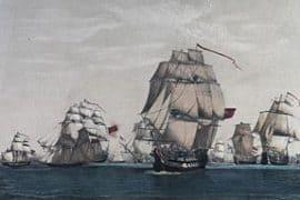Action of 9 August 1780