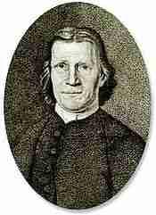 David Zeisberger – Clergy