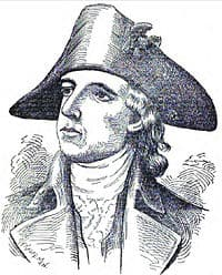 Alexander Scammell – Continental Army Officer – New Hampshire