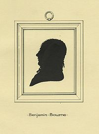 Benjamin Bourne – Continental Army Officer – Rhode Island