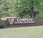 Cowpens National Battlefield