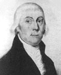Cyrus Griffin – Continental Congressman – Virginia