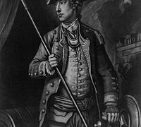 David Wooster – Continental Army Officer - Connecticut