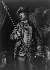 David Wooster – Continental Army General