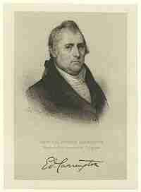 Edward Carrington – Continental Congressman – Virginia