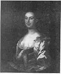 Elizabeth Calvert – Loyalist