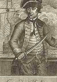 Esek Hopkins – Continental Navy Officer