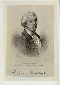 Francis Kinloch – Continental Congressman – South Carolina