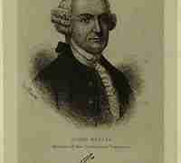 James Mercer – Continental Congressman – Virginia