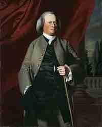 James Warren – Continental Army Staff Officer
