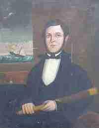 John Burroughs Hopkins – Continental Navy Officer