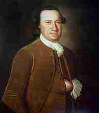 John Hanson – Continental Congressman – Maryland