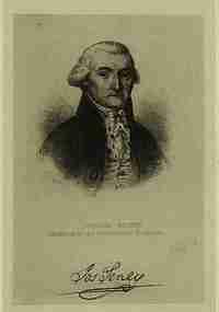 Joshua Seney – Continental Congressman – Maryland