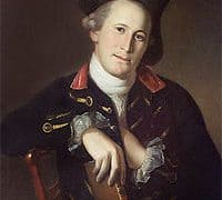 Mordecai Gist – Continental Army Officer – Maryland