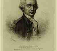 Nicholas Eveleigh – Continental Congressman – South Carolina