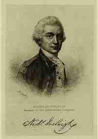 Nicholas Eveleigh – Continental Army Officer – South Carolina