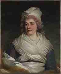 Sarah Franklin Bache – Women in the American Revolution