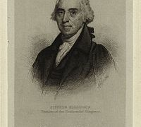 Stephen Higginson – Continental Congressman – Massachusetts