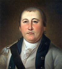 William Washington – Continental Army Officer – Virginia