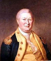 William Smallwood – Continental Army Officer – Maryland