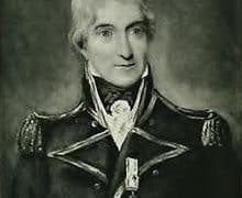 Charles Tyler of the British Royal Navy