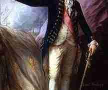 George Brydges Rodney, 1st Baron Rodney of the British Royal Navy