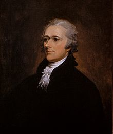 Alexander Hamilton – Continental Army Officer – New York