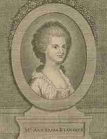 Ann Eliza Bleecker – Women in the American Revolution