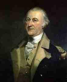 Artemas Ward – Continental Congressman – Massachusetts