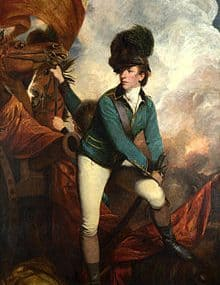 Banastre Tarleton – British Military Personnel