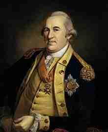 Friedrich Wilhelm von Steuben – Continental Army General