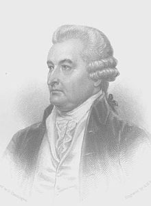 Benjamin Huntington – Continental Congressman – Connecticut