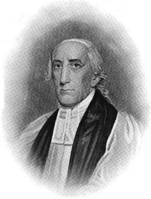 Benjamin Moore – Clergy