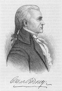 Caesar Rodney – American Militia General