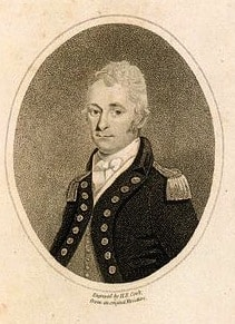 Hugh Downman of the British Royal Navy