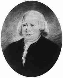 Carter Braxton – Continental Congressman – Virginia