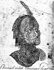 Chicasaw Head