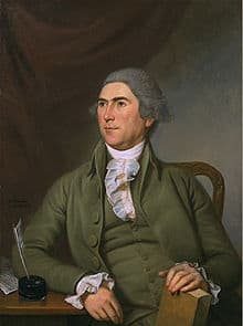 Charles Pettit – Continental Army Staff Officer